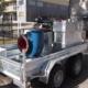 Trailer mounted Pump Set
