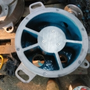 Pump refurbishment