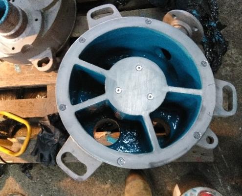 Pump refurbishment